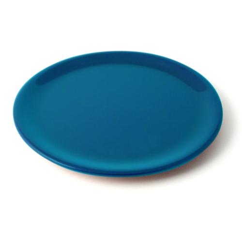8寸 皿 青塗  青塗、青のお皿です カテゴリ 茶托・銘々皿・お皿 サイズ 直径:243...