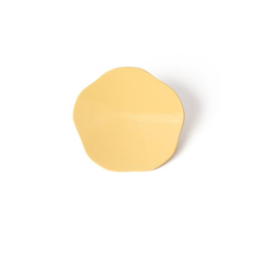 3寸梅小皿タタキ 彩漆塗・白